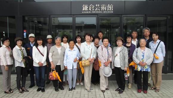 第11回はな倶楽部バスツアー「鎌倉」開催