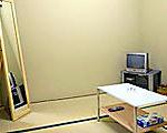 仮眠のできる小和室